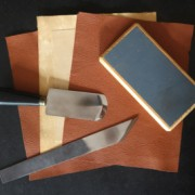 Jon Buller - leather paring class