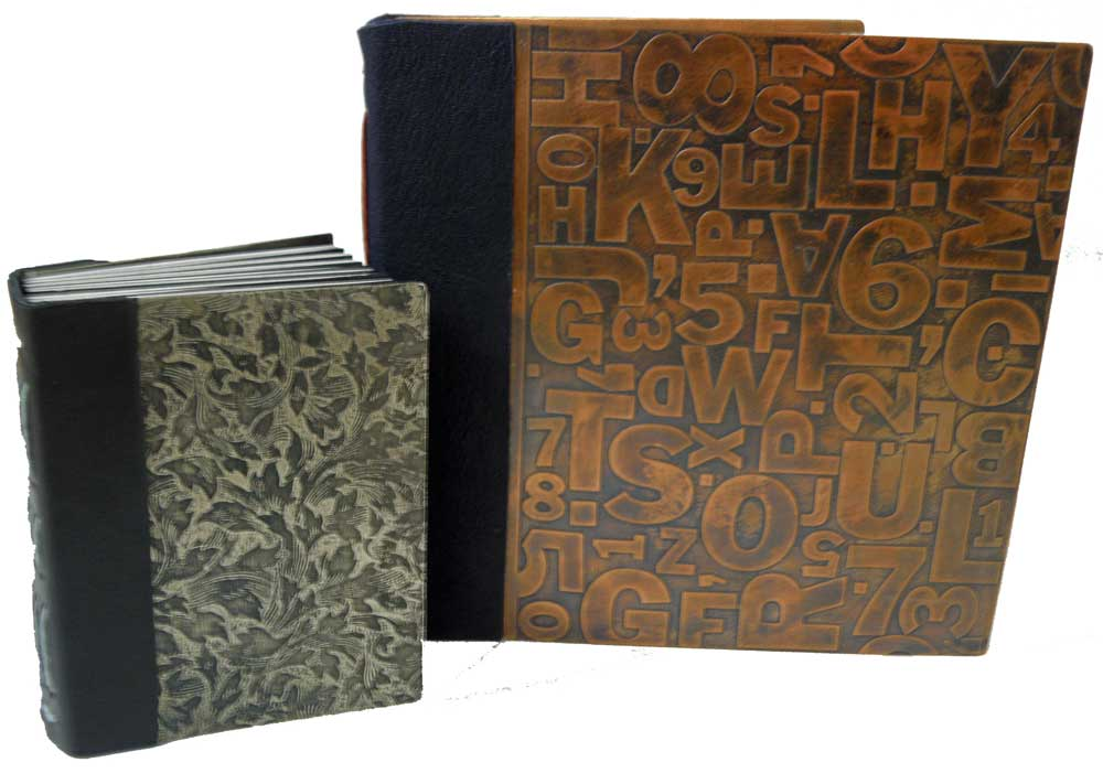 Etched Metal for Book Artists