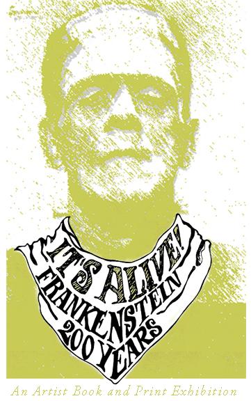 Frankenstein-w bandana